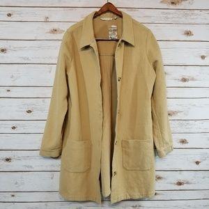 Soft Surroundings | Tan Duster Jacket